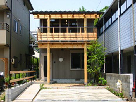 志賀町の家 一級建築士事務所 丹羽明人アトリエ